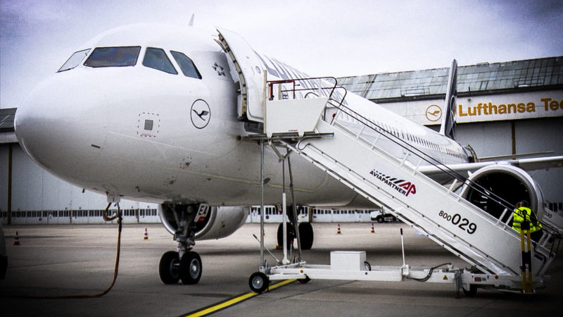 Umweltfreundlicheres Flugzeug (Foto: SAT.1 NRW)
