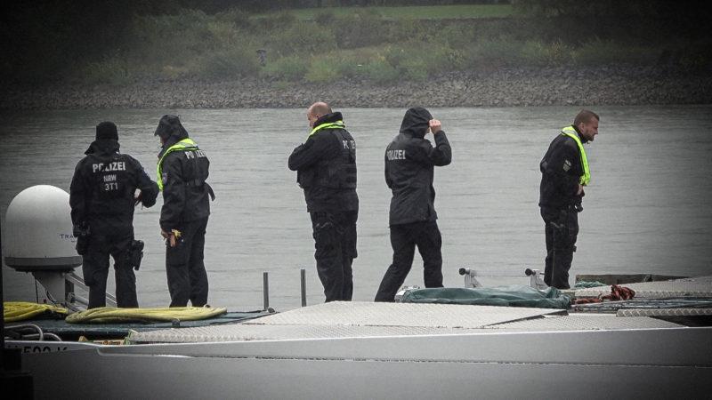 Mord auf dem Rhein? (Foto: SAT.1 NRW)