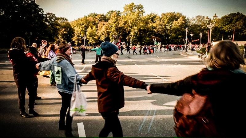 Menschen aus NRW kämpfen fürs Klima (Foto: SAT.1 NRW)