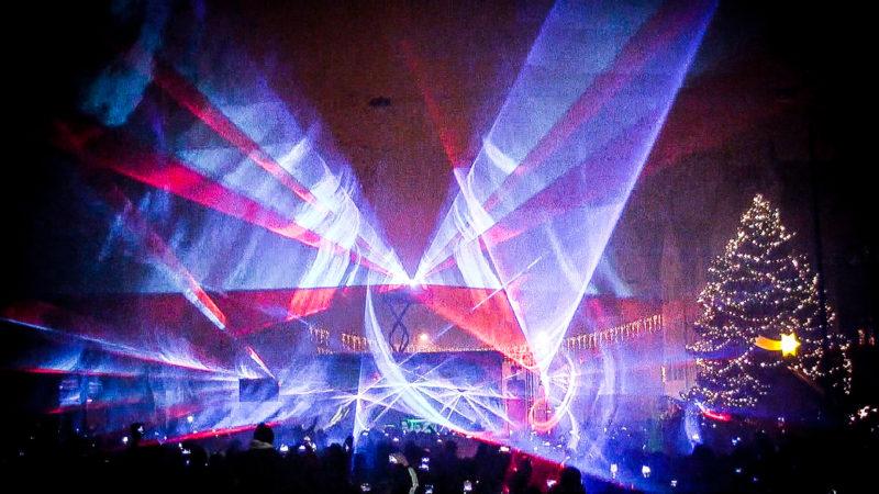 Umwelthilfe will Lasershow statt Feuerwerk (Foto: SAT.1 NRW)