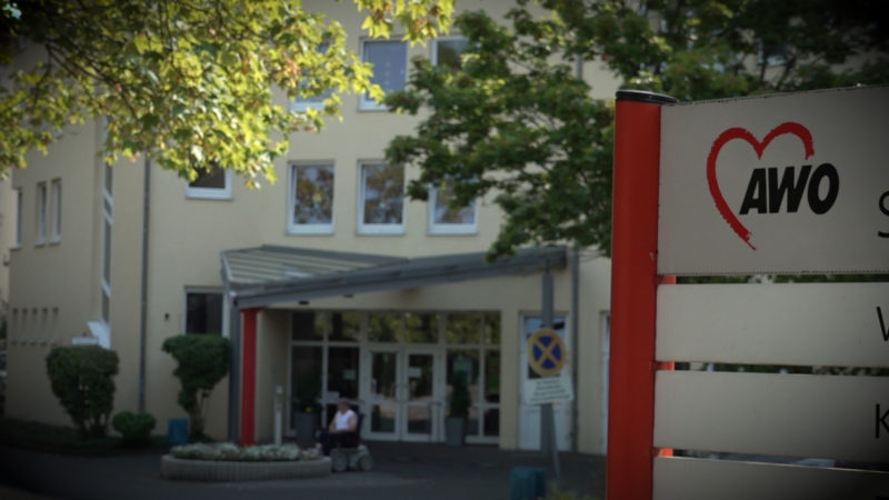 Wieder Legionellen in Bielefeld (Foto: SAT.1 NRW)
