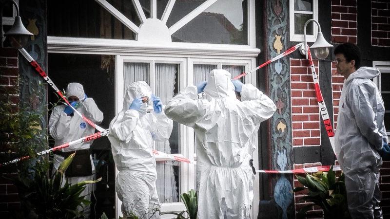 Mysteriöser Todesfall nach Brand (Foto: SAT.1 NRW)