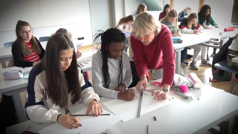 Talentschule in Köln (Foto: SAT.1 NRW)