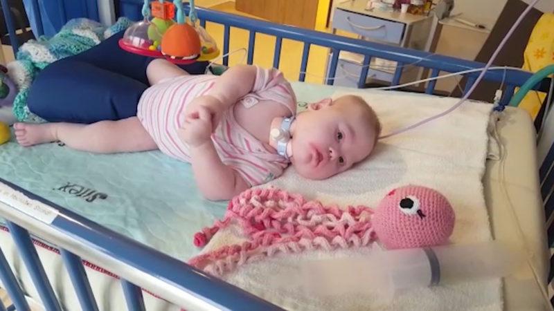Pfleger für Baby gesucht (Foto: SAT.1 NRW)