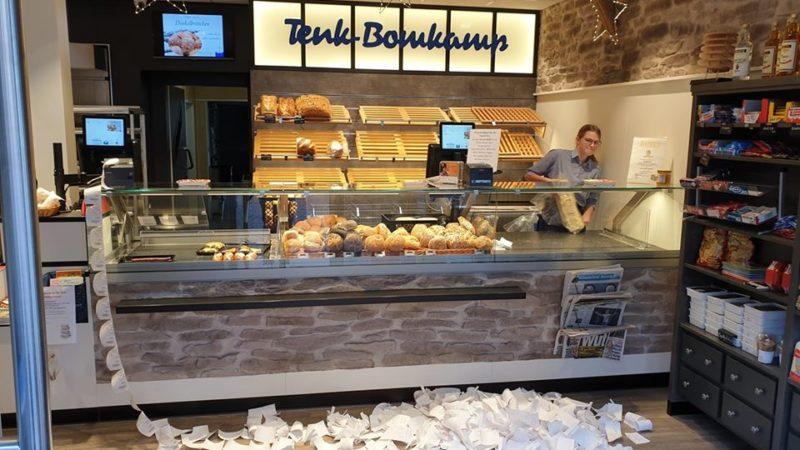 Bäcker gegen Kassenbon-Pflicht (Foto: SAT.1 NRW)
