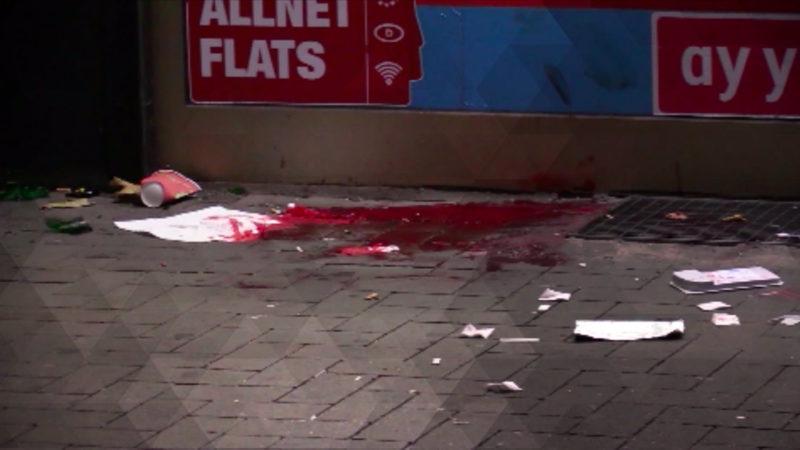 Tödlicher Streit in Moers (Foto: SAT.1 NRW)