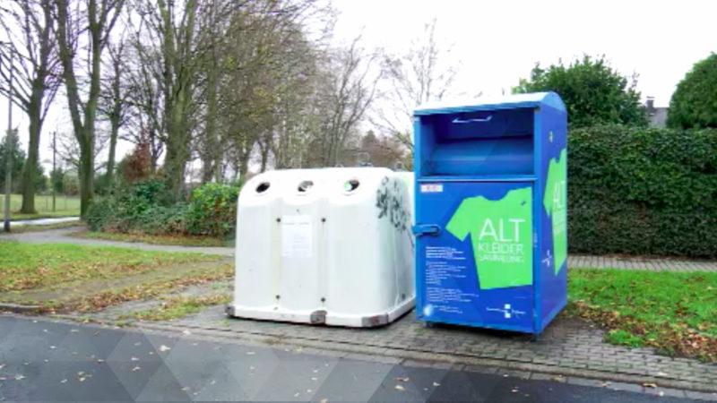Neue Erkenntnisse im Fall von totem Container-Baby (Foto: SAT.1 NRW)