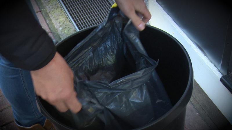 Essen aus Abfall (Foto: SAT.1 NRW)