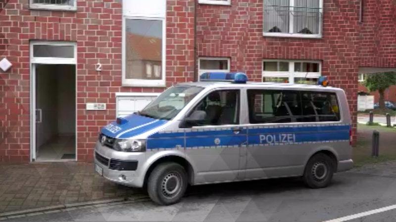 Überfall in Selmer Altstadt (Foto: SAT.1 NRW)