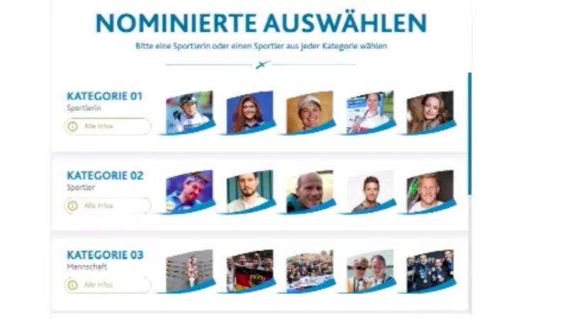 NRW wählt Sportler des Jahres (Foto: SAT.1 NRW)