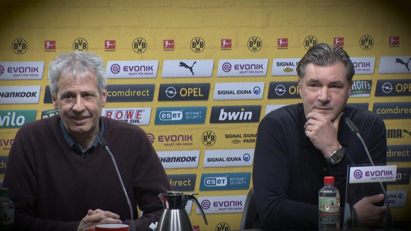 Tuchel zurück nach Dortmund (Foto: SAT.1 NRW)