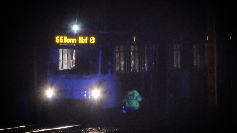 Straßenbahnfahrer plötzlich bewusstlos (Foto: SAT.1 NRW)
