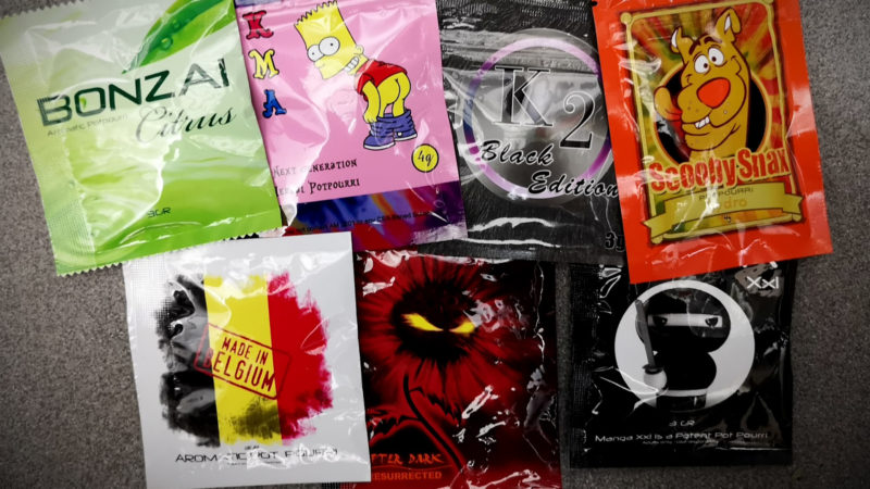 "Warnung vor ""Legal Highs"" (Foto: SAT.1 NRW)"