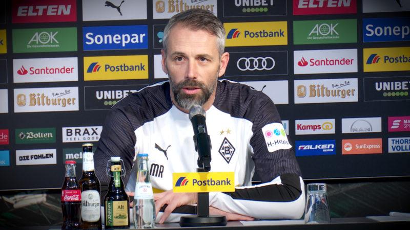Großer Gegner für Borussia Mönchengladbach (Foto: SAT.1 NRW)