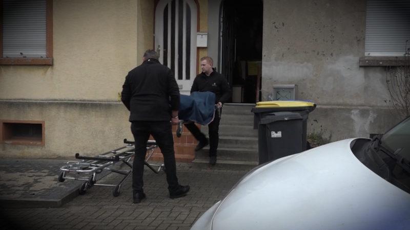Mord an Mutter (Foto: SAT.1 NRW)