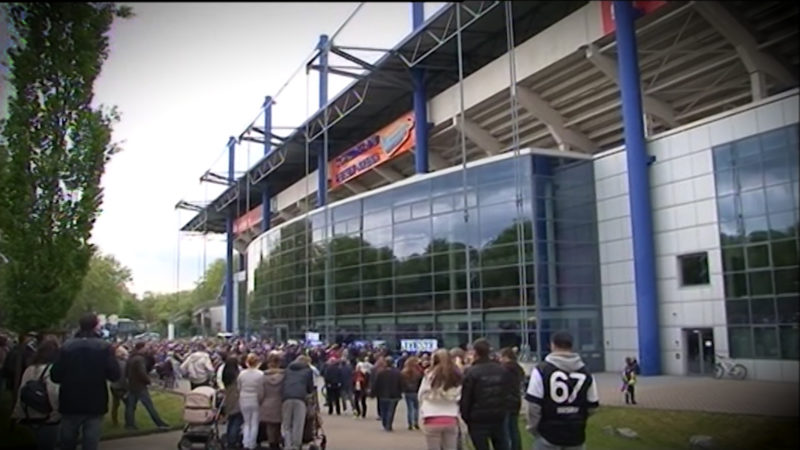 Stadt hilft MSV Duisburg finanziell aus der Insolvenz (Foto: SAT.1 NRW)
