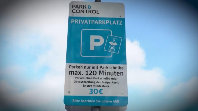 Abzocke mit Parkscheiben? (Foto: SAT.1 NRW)