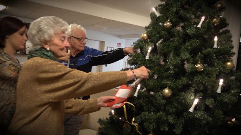 Wunschbaum für Senioren (Foto: SAT.1 NRW)