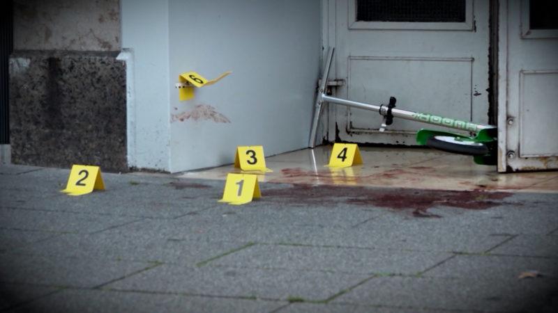 Frau fast von Stalker erstochen (Foto: SAT.1 NRW)