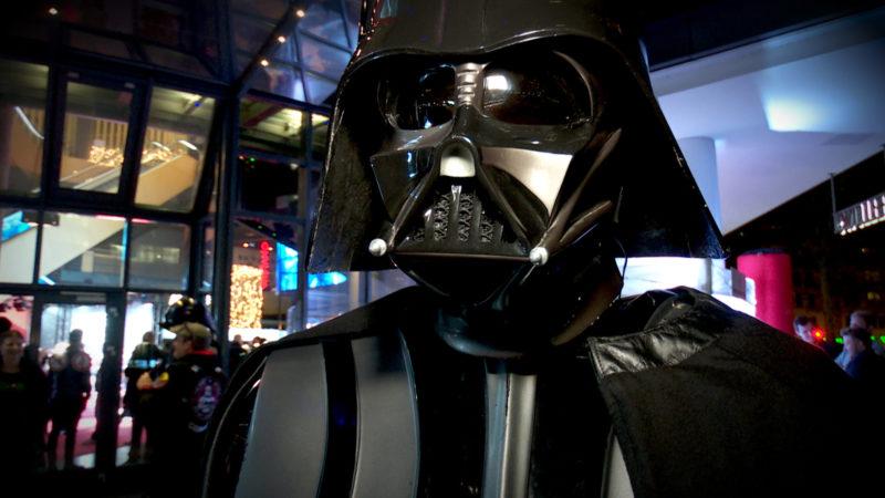 Star Wars Vorpremiere (Foto: SAT.1 NRW)