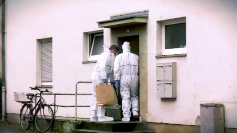 Kölner Stadtmitarbeiter erstochen (Foto: SAT.1 NRW)