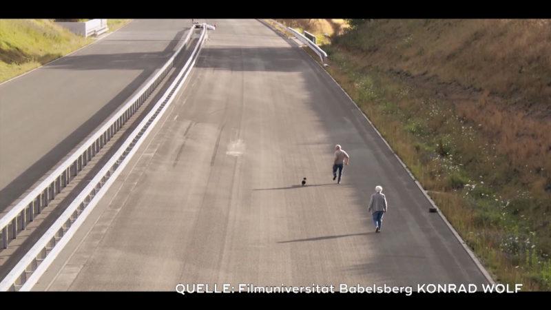 Autobahn als Filmstar (Foto: SAT.1 NRW)