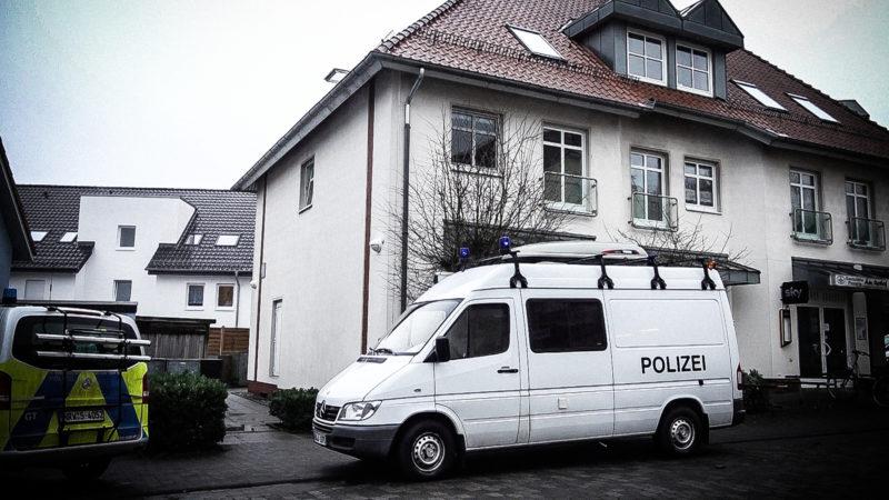 Tote Frau gefunden (Foto: SAT.1 NRW)