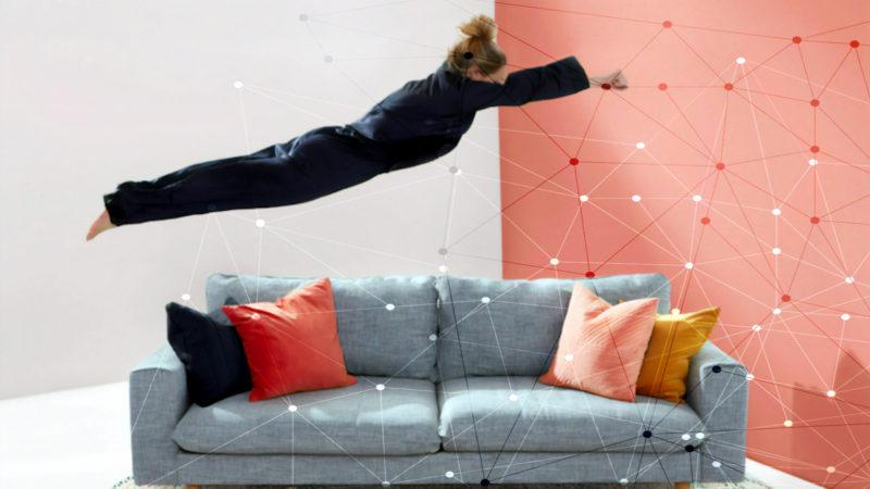So digital werden unsere Möbel (Foto: SAT.1 NRW)