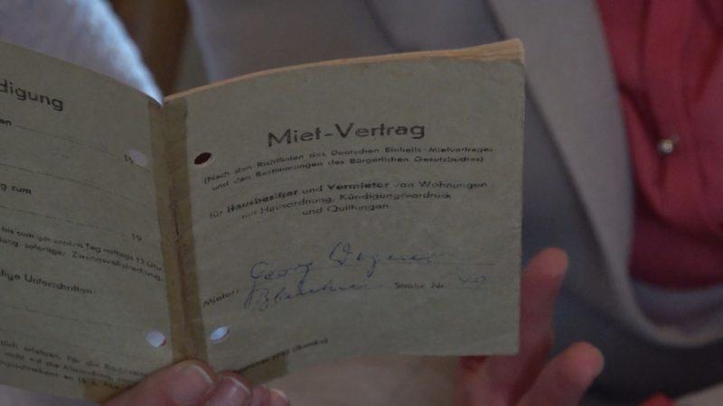 94-Jährige muss Wohnung räumen (Foto: SAT.1 NRW)