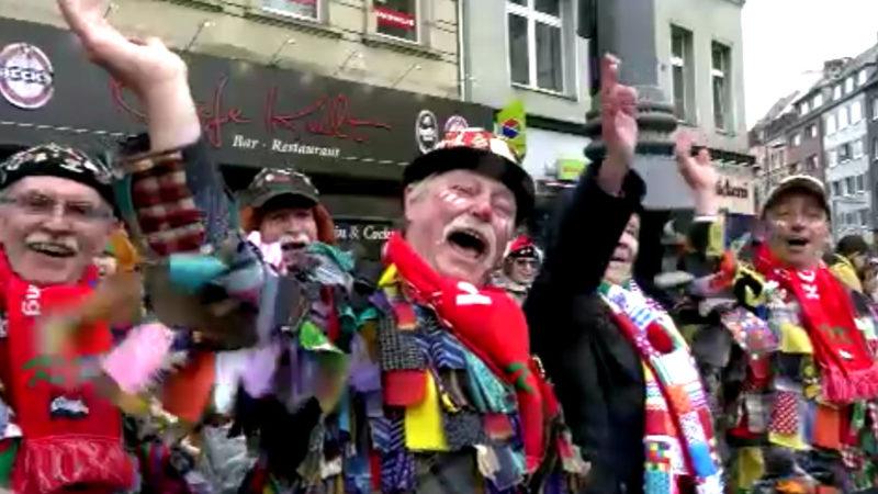 Karneval in Köln (Foto: SAT.1 NRW)