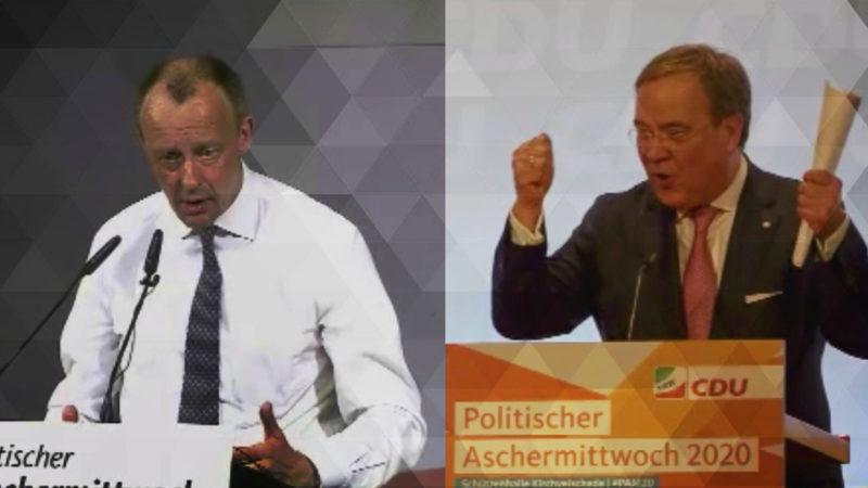 Politischer Aschermittwoch der CDU (Foto: SAT.1 NRW)