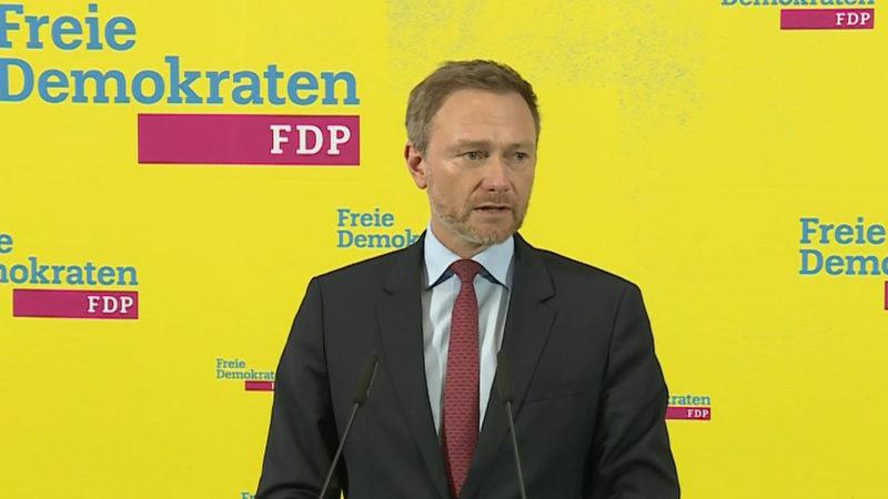 Lindner bleibt FDP-Chef (Foto: SAT.1 NRW)