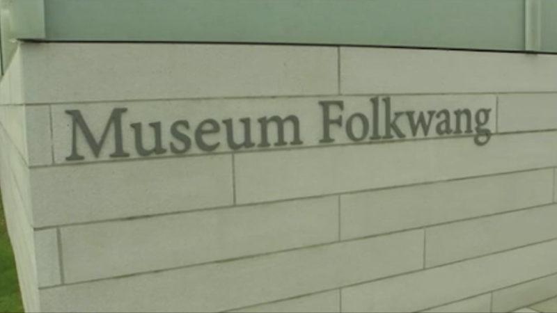Im Folkwang Museum bleibt der Eintritt frei (Foto: SAT.1 NRW)