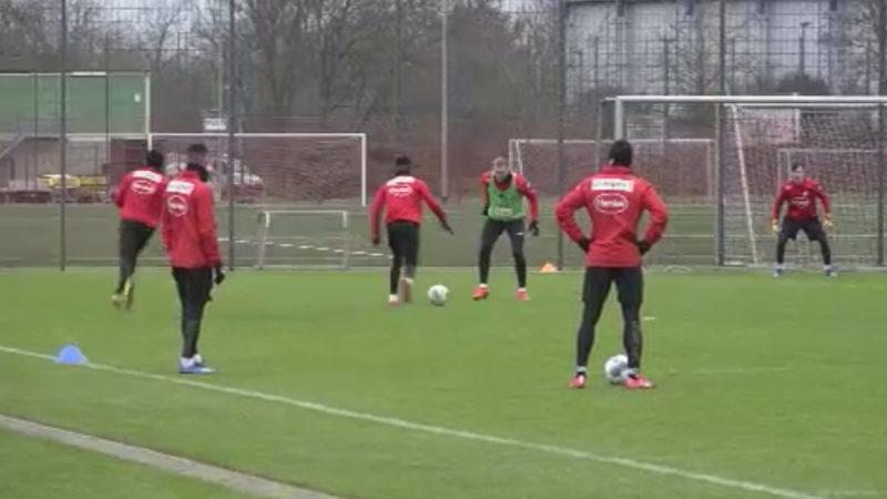 Fortuna Düsseldorf vs. Hertha BSC (Foto: SAT.1 NRW)