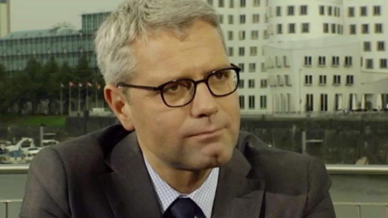 Neuer Kandidat für CDU-Vorsitz (Foto: SAT.1 NRW)