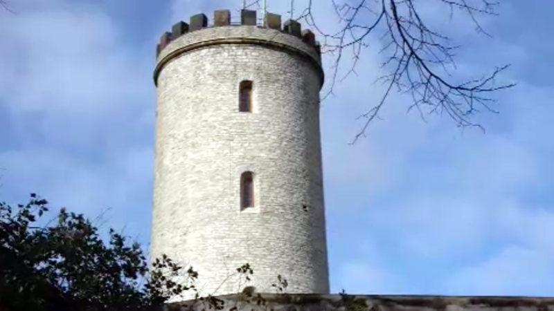 Sparrenburg ist kleiner als gedacht (Foto: SAT.1 NRW)