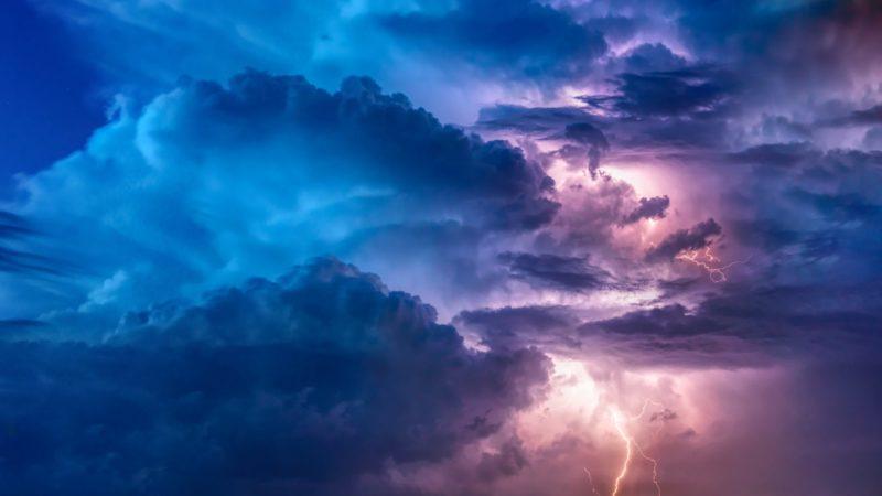 Warten auf den Sturm (Foto: SAT.1 NRW)