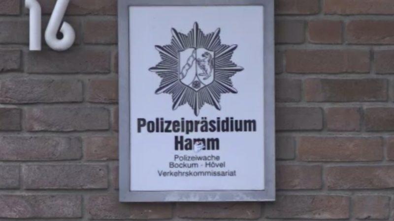 Weitere Ermittlungen gegen Polizisten in Hamm (Foto: SAT.1 NRW)