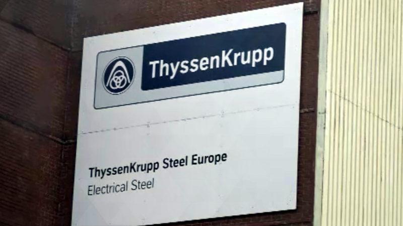 Thyssenkrupp verkauft Aufzüge (Foto: SAT.1 NRW)
