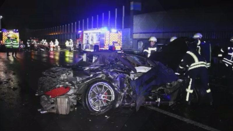 Verkehrsunfallstatistik (Foto: SAT.1 NRW)