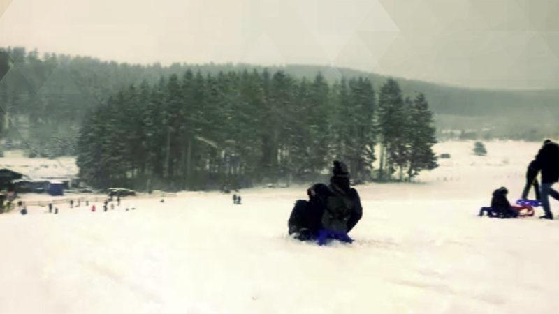 Winter in Winterberg (Foto: SAT.1 NRW)