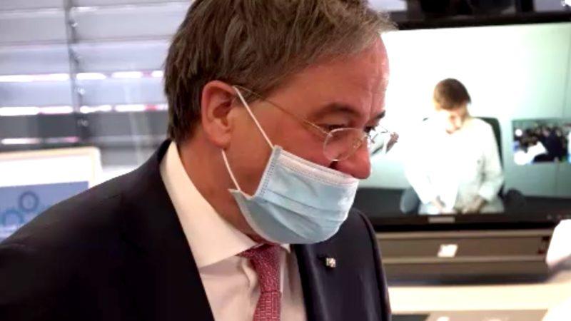 NRW plant Epidemie-Gesetz (Foto: SAT.1 NRW)