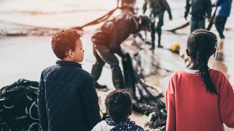 NRW-Städte wollen Flüchtlingskinder aufnehmen (Foto: SAT.1 NRW)