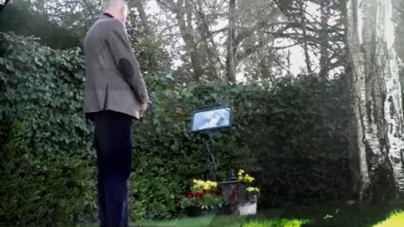 Gedenktag zum Germanwings-Unglück (Foto: SAT.1 NRW)