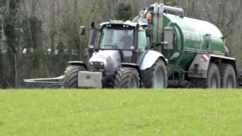 Düngeverordnung ärgert Landwirte (Foto: SAT.1 NRW)