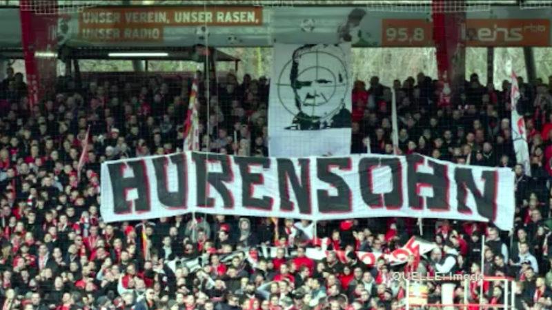 Ultras drohen Bundesliga (Foto: SAT.1 NRW)