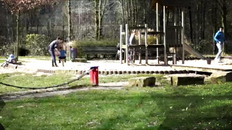 Kinderbetreuung in Zeiten von Corona (Foto: SAT.1 NRW)