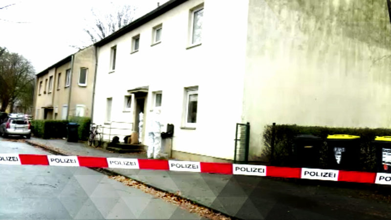 Mord an Stadtmitarbeiter - Täter soll in Psychiartrie (Foto: SAT.1 NRW)