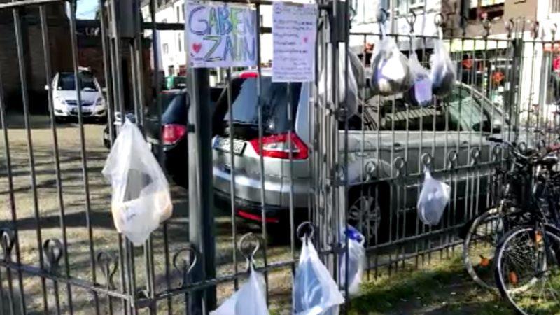 Obdachlosigkeit in Zeiten von Corona (Foto: SAT.1 NRW)