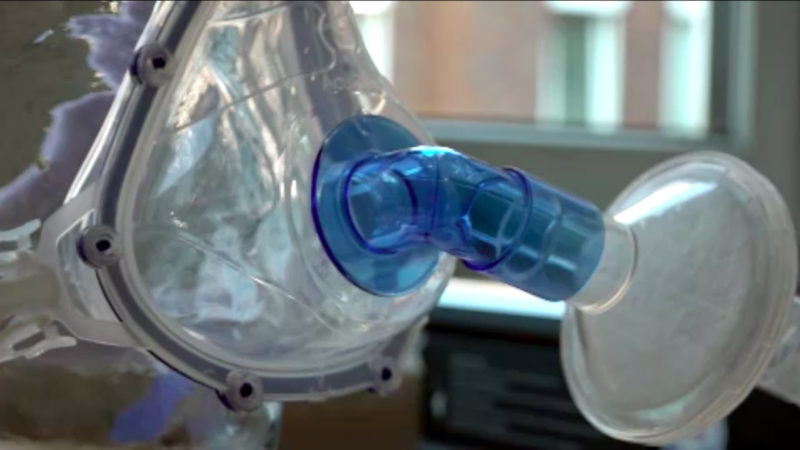 Werden Corona-Patienten zu früh beatmet? (Foto: SAT.1 NRW)